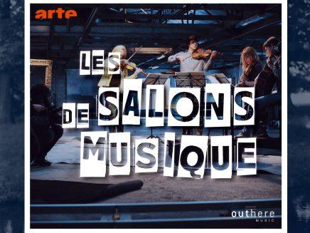 Sortie Officielle du CD Les Salons deMusique