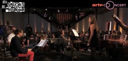 Vidéo  Julie Fuchs MOZART Das Lied der TrennungK.519