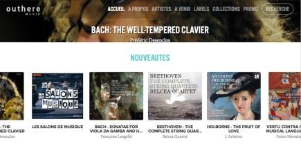 OUTHERE MUSIC et Les Salons deMusique
