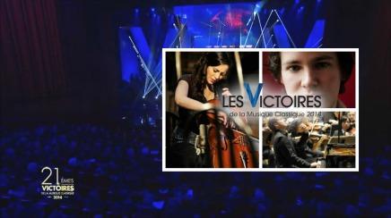 Victoires de la musique classique 2014 : Julie Fuchs et NemanjaRadulovic