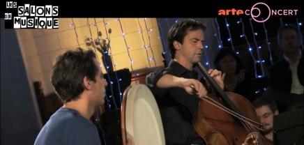 Vidéo «Nihavent semai» avec Jean-Guihen Queyras,violoncelle