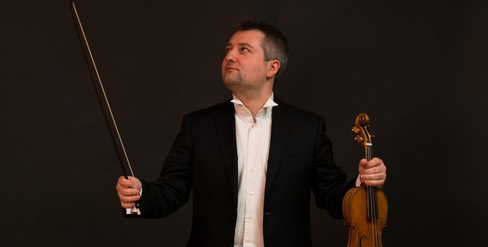 Thibault NOALLY –violon